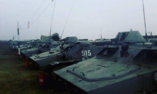 Бойовиків з Донбасу відрядили до РФ за автомобільною та броньованою технікою - розвідка