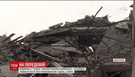 Четверо украинских военных погибли на востоке страны