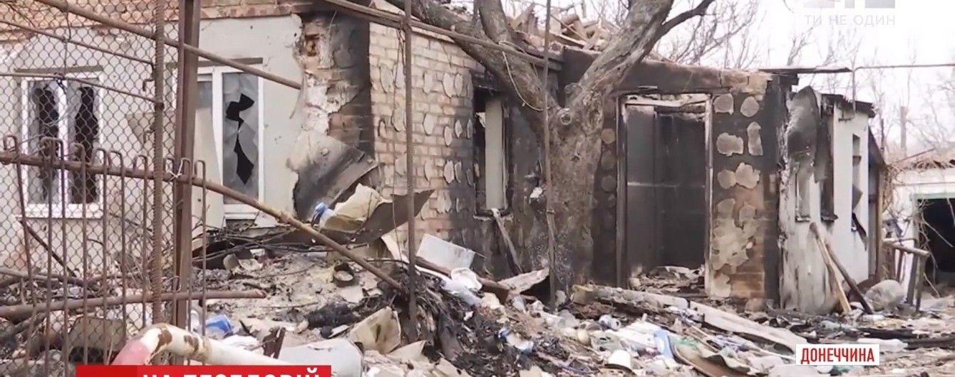 "Суббота в АТО: ""Грады"" стреляли по Майорску, а снайпер – по журналистам ТСН"