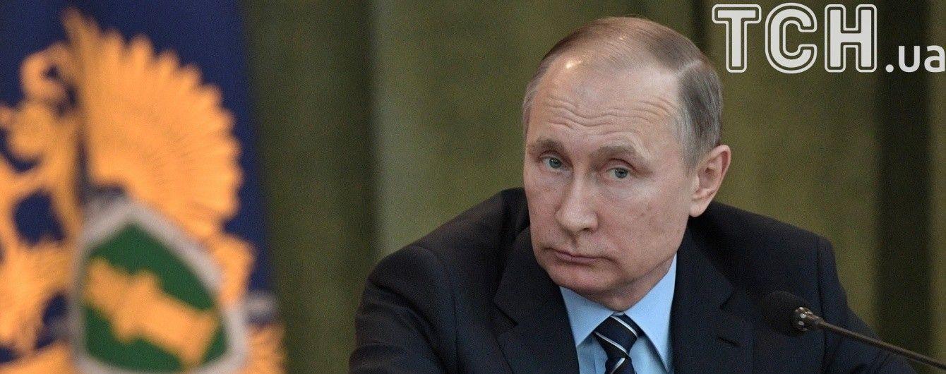 Путін і президент Ірану зійшлися на тому, що удар США по Сирії порушує міжнародне право