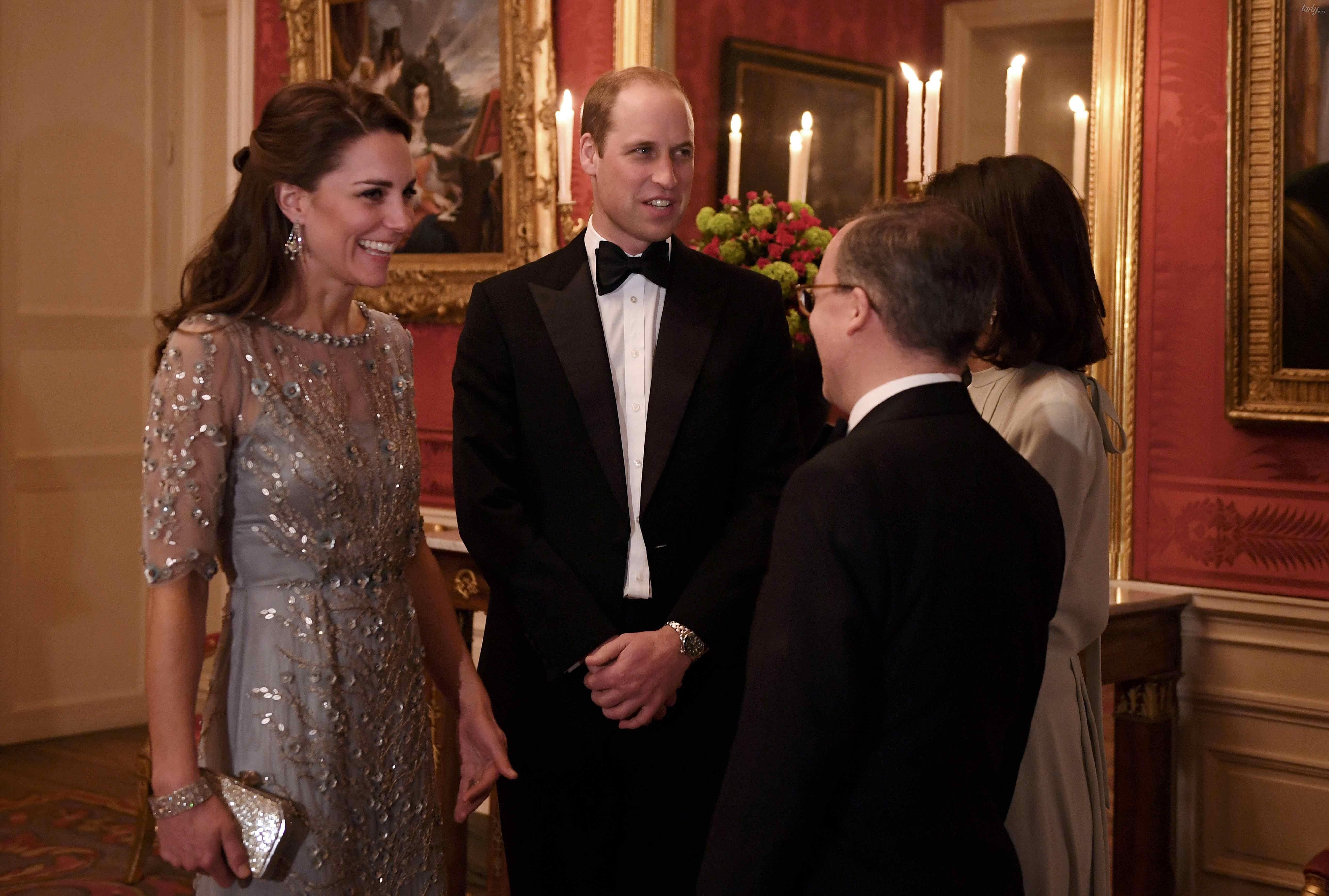 Герцогиня Кембриджская и принц Уильям_3