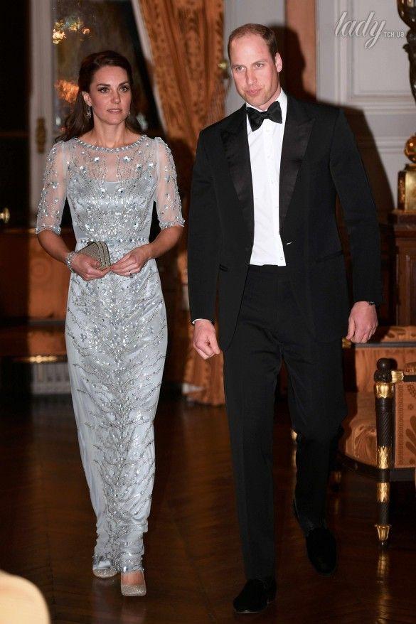 Герцогиня Кембриджская и принц Уильям_1