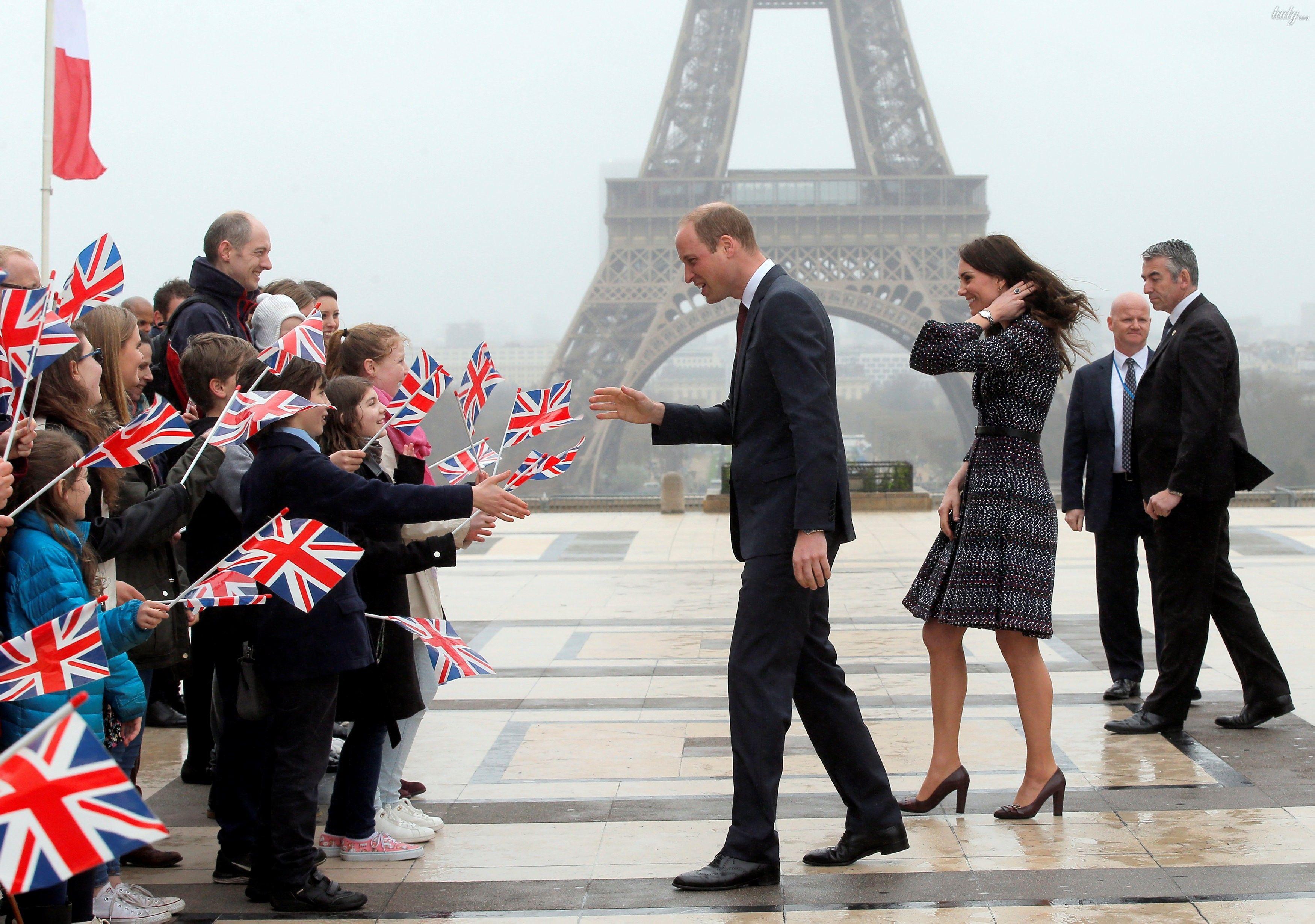 Герцогиня Кембриджская и принц Уильям_15