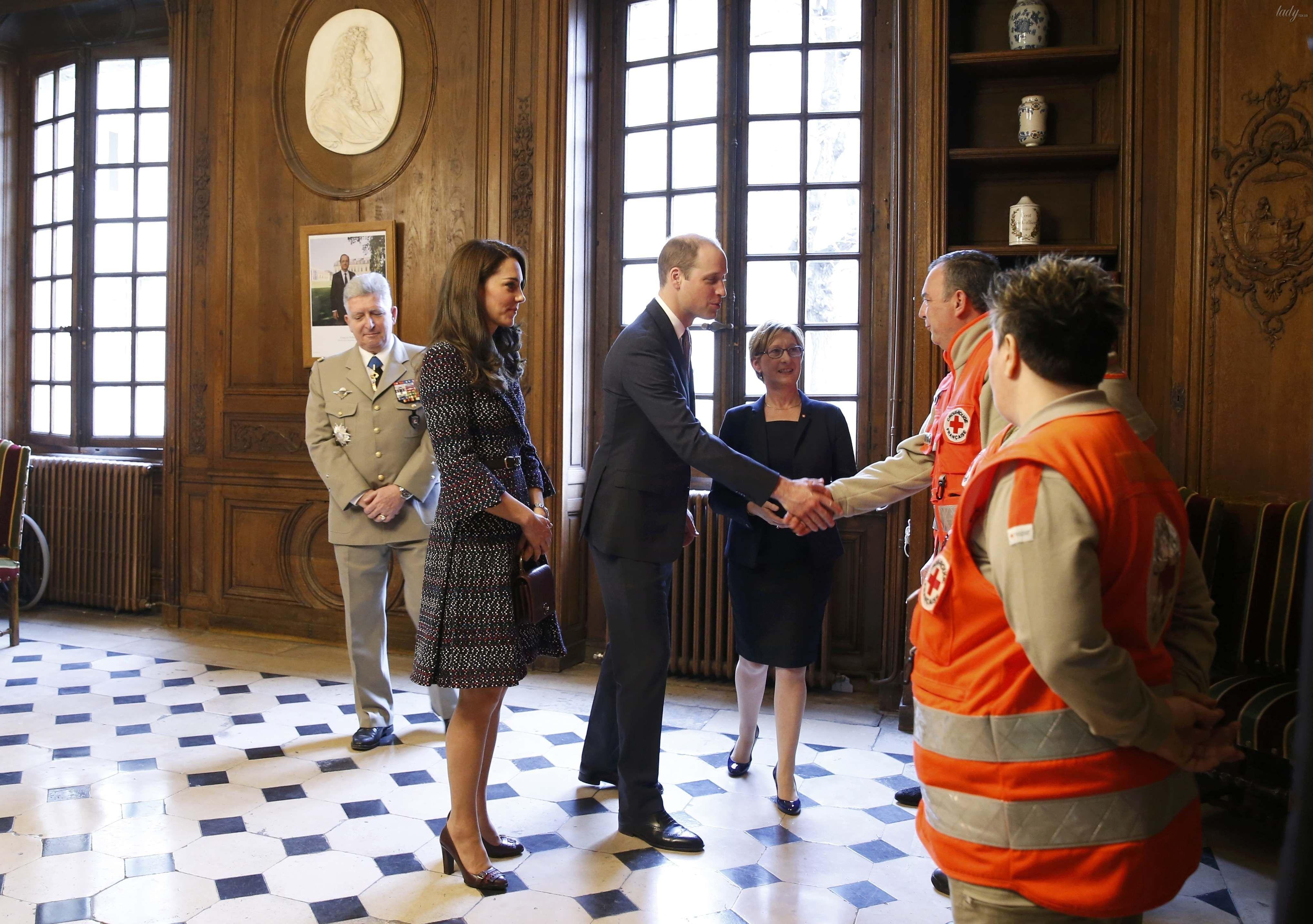 Герцогиня Кембриджская и принц Уильям_10