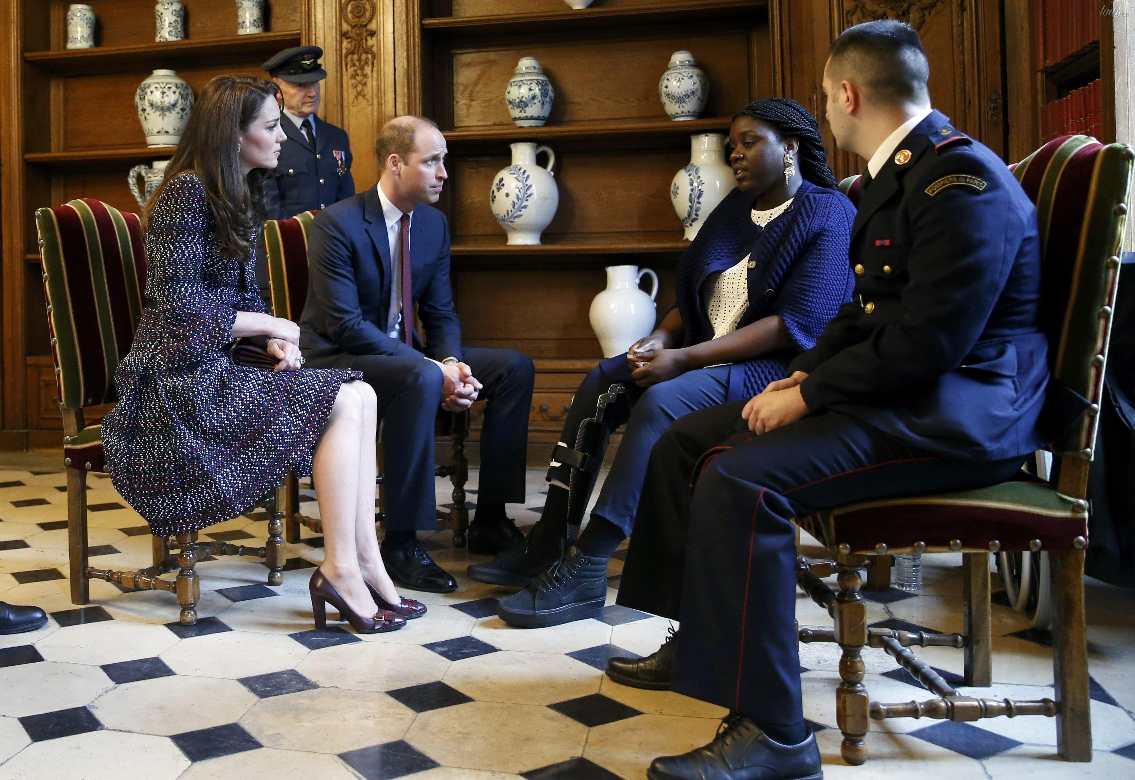 Герцогиня Кембриджская и принц Уильям_12