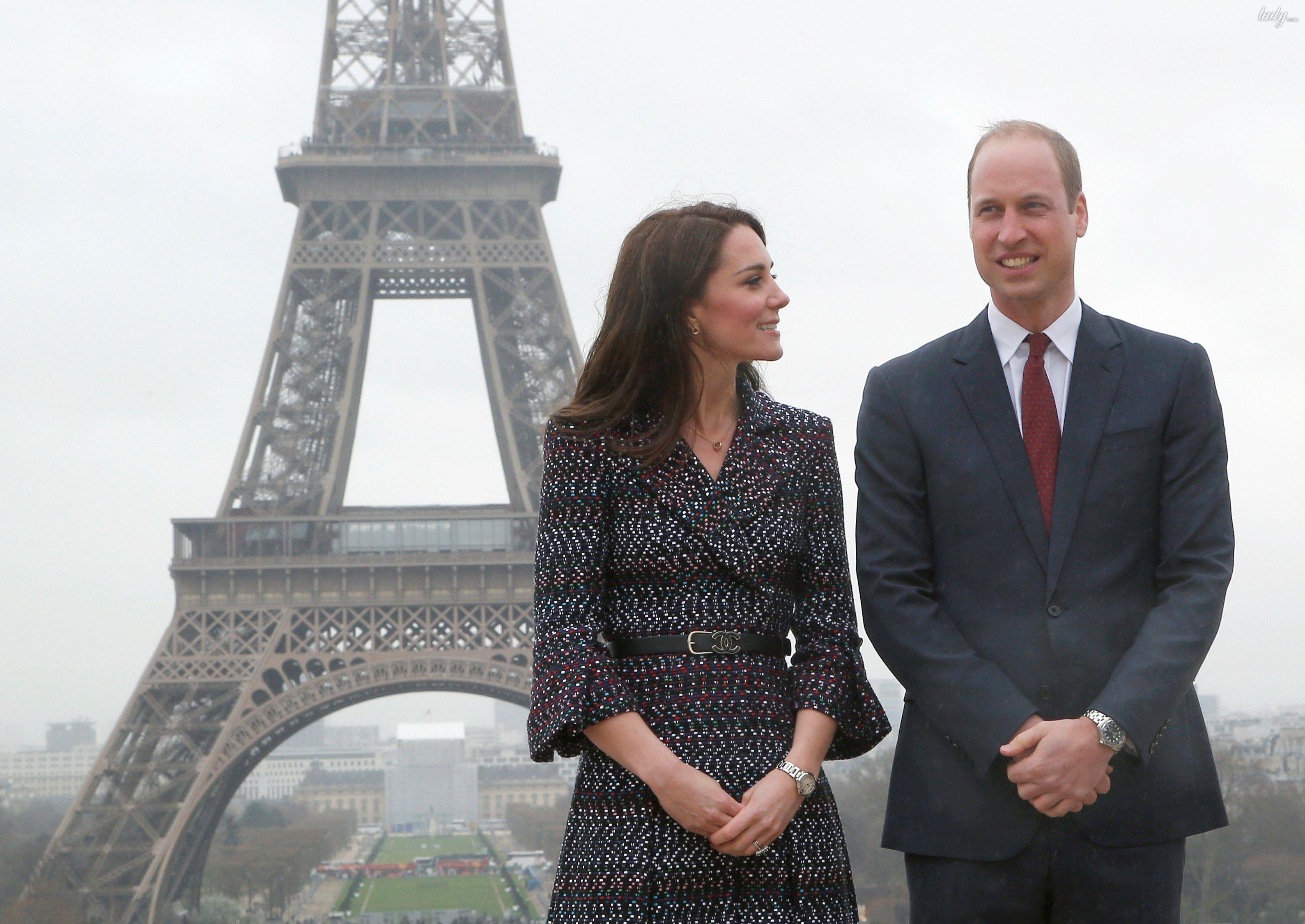 Герцогиня Кембриджская и принц Уильям_21