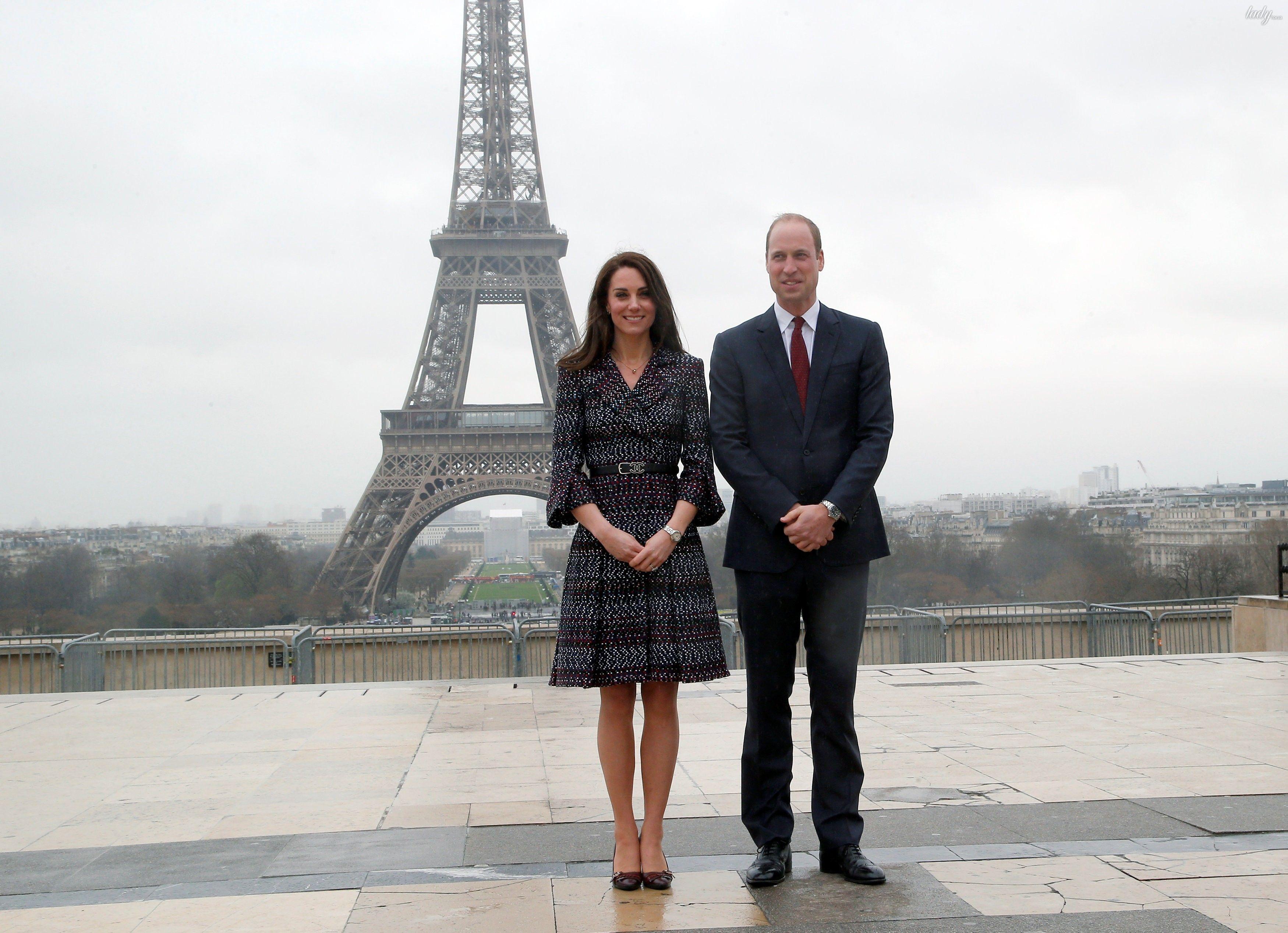 Герцогиня Кембриджская и принц Уильям_16