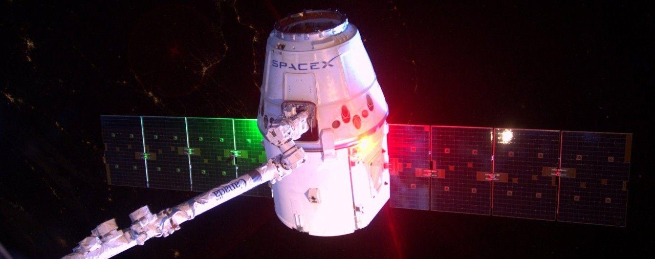 Dragon успішно пристикувався до МКС
