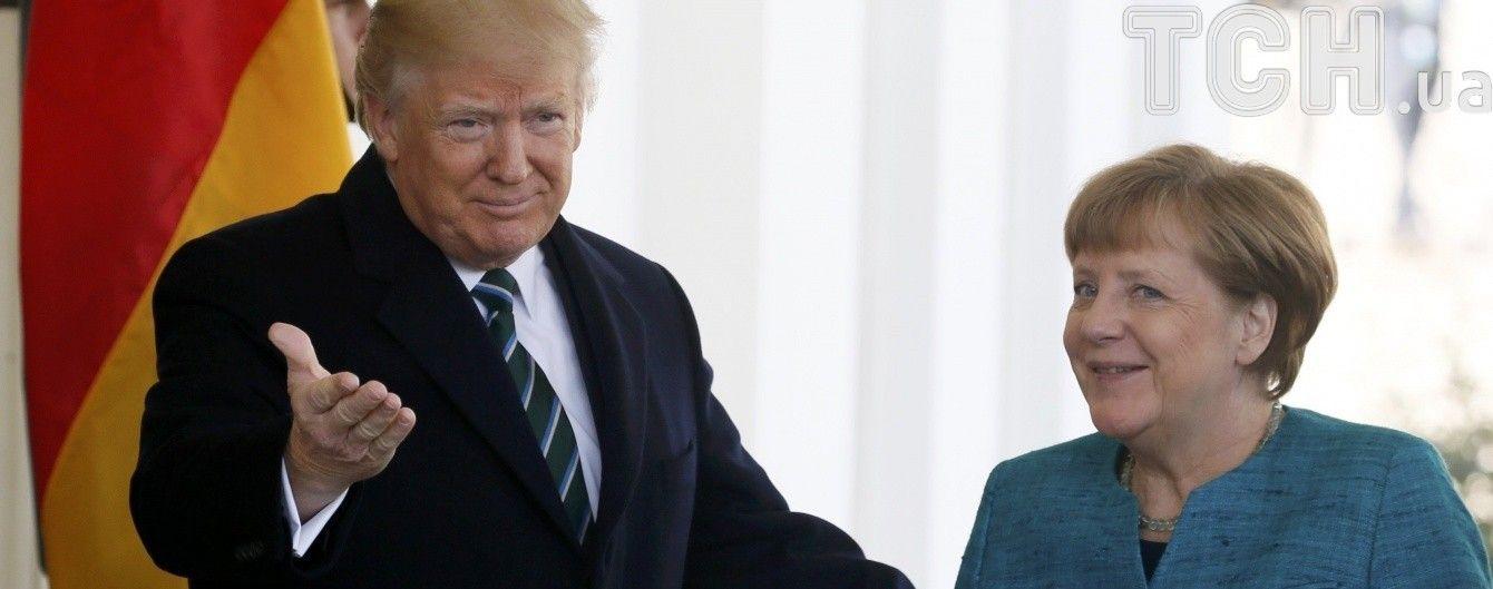 Як лідер вільного світу з Трампом зустрілася: таємні розмови, незручні заяви та іронічні жарти