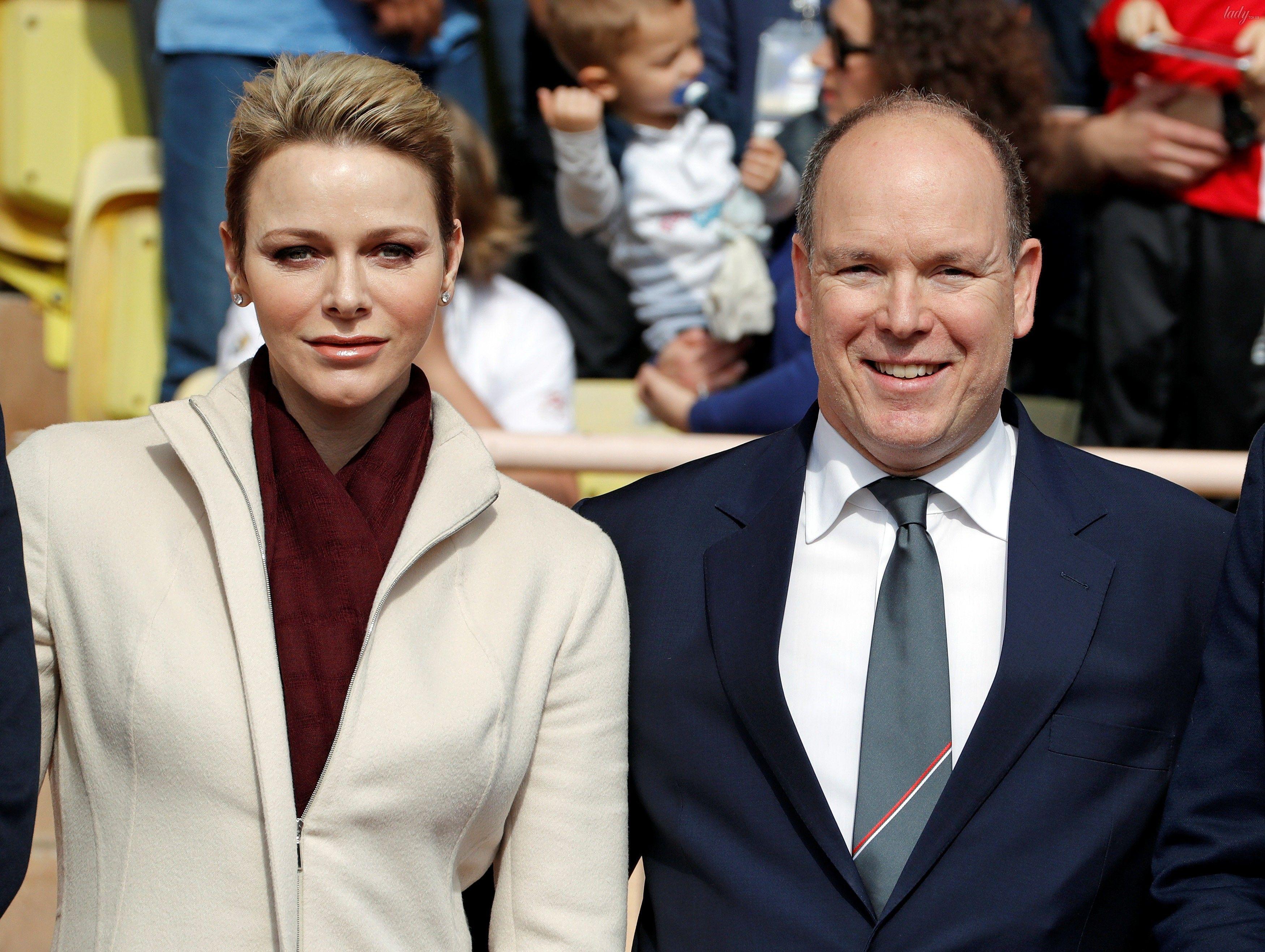 Княгиня Шарлин и князь Альбер_2
