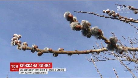 Кадры недели: снежный шторм в США и капризное небо над Украиной
