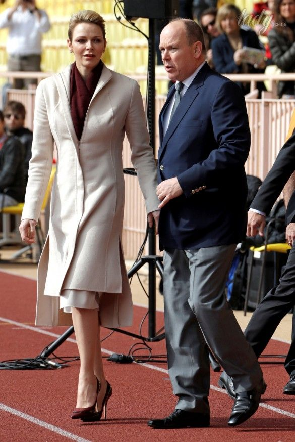 Княгиня Шарлин и князь Альбер_1