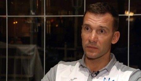 Андрей Шевченко: Мне нравится, что состав сборной обсуждают в Интернете
