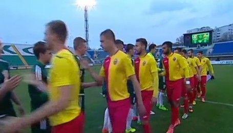 Ворскла - Зірка - 0:0. Відео матчу