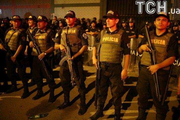 У Перу в найбільш заповненій в'язниці сталася масштабна пожежа