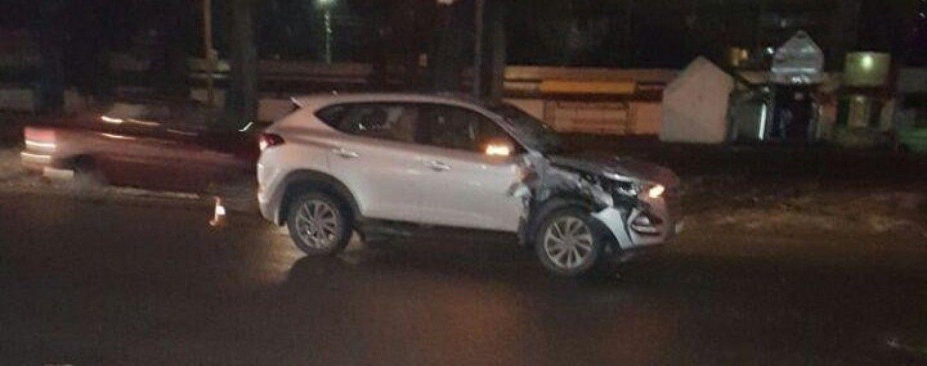 В Киеве на Кольцевой дороге водитель насмерть сбил пешехода-нарушителя