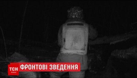 Житлові квартали Авдіївки обстріляли із танків та мінометів