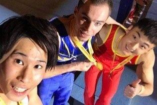 Верняев выиграл этап Кубка мира по спортивной гимнастике в Штутгарте