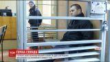Підозрюваний у вбивстві патрульних Пугачов зробив першу заяву у суді