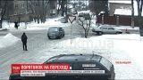 У Хмельницькому авто збило школярку на переході