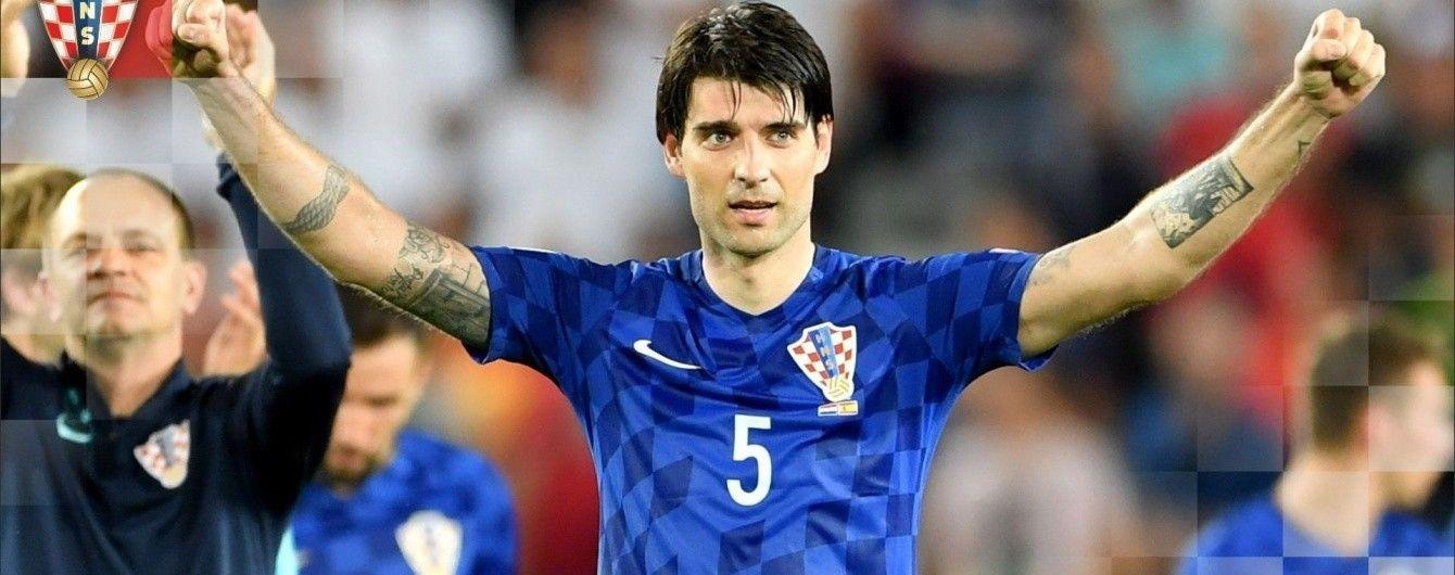 Збірна Хорватії втратила двох гравців перед боєм з Україною