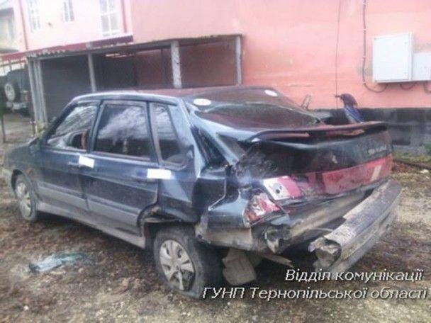 На Тернопольщине пассажир микроавтобуса до смерти избил водителя-виновника ДТП