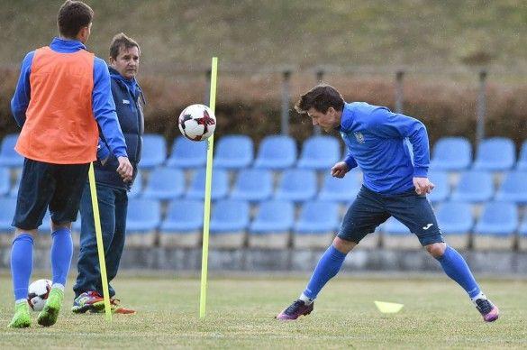 Тренування збірної України перед Хорватією_4