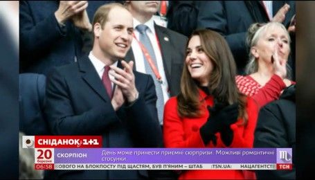 Кейт Миддлтон и принц Уильям осуществили первый официальный визит в Париж