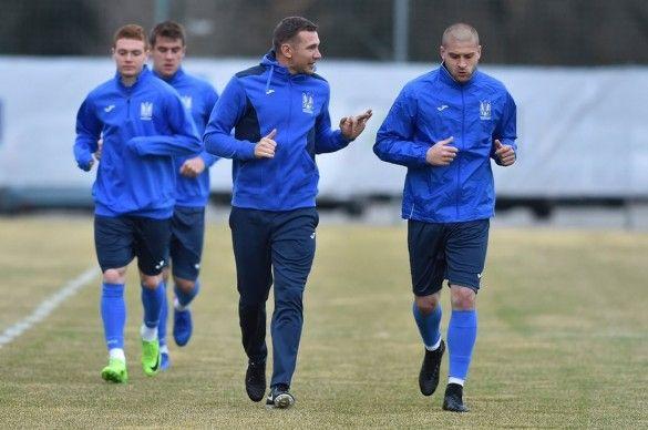 Тренування збірної України перед Хорватією_1