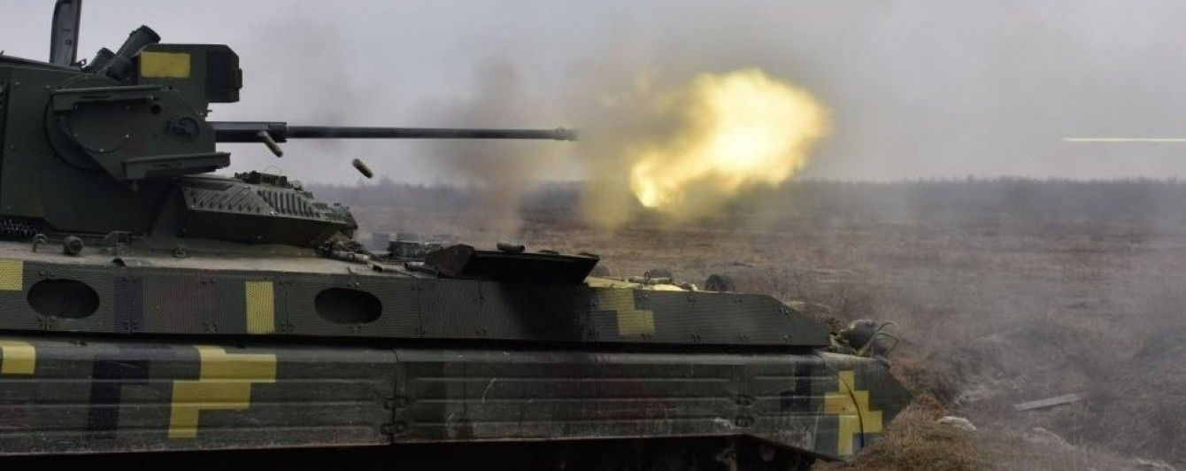 """Украинские боевые модули """"Шквал"""" и """"Стилет"""" для БМП прошли испытания"""