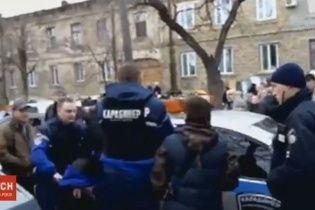 В Одесі на одному з базарів продавці побили приватних охоронців