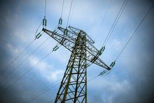 Україна припинила постачати електроенергію до окупованої Донеччини