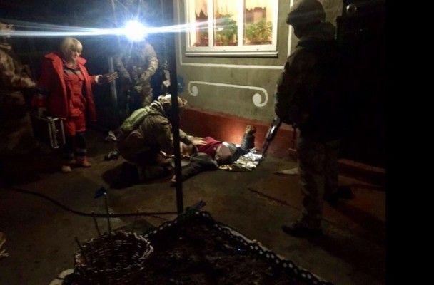 На Черкасчине во время спецоперации ликвидировали злоумышленника, стрелявшего в полицейских