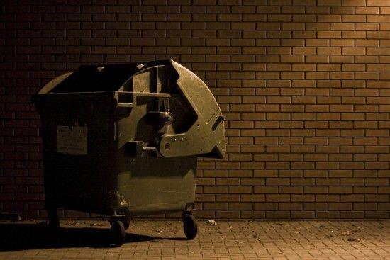 У Києві біля смітника знайшли зарізаного чоловіка
