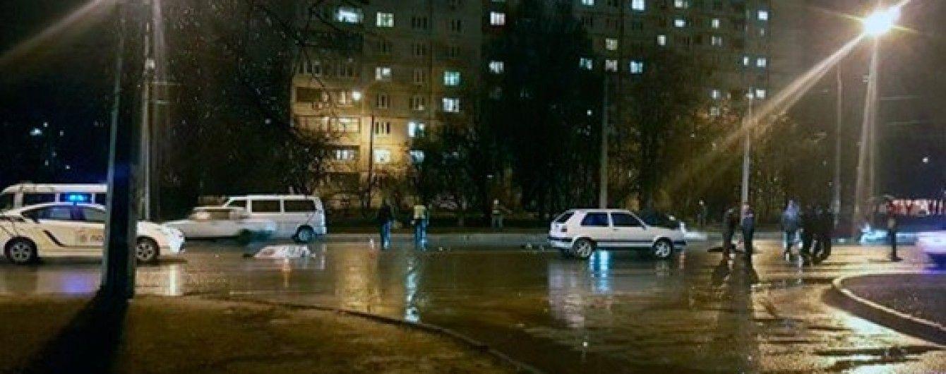 У Харкові п'яний водій на смерть збив чоловіка та жінку