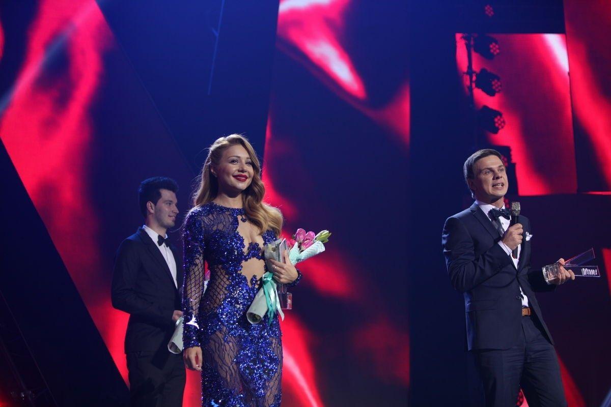 Дмитрий Комаров и Тина Кароль