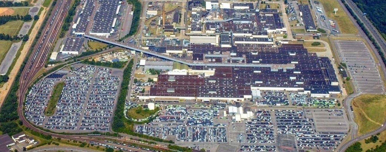 Ford вложит 600 млн евро в развитие завода в немецком Саарлуи