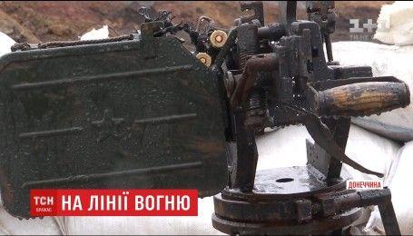 Бойовики з Горлівки цілять по позиціях українських військових у Новолуганському