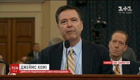 В Конгрессе продолжаются вступительные речи представителей ФБР и Национального бюро по безопасности США