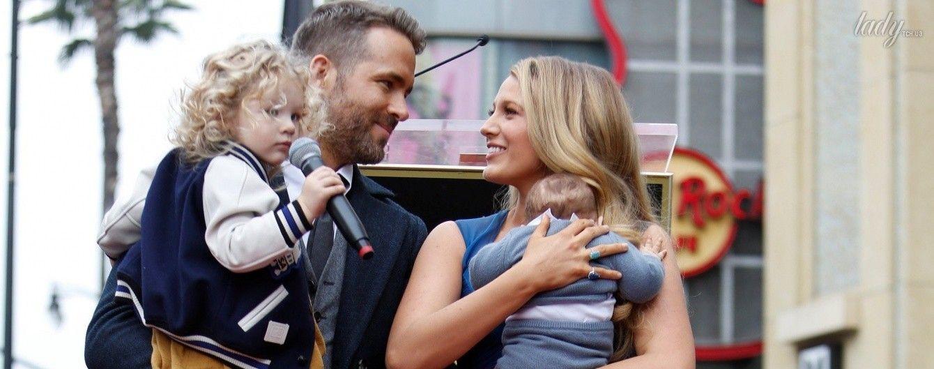 Блейк Лайвли и Райан Рейнольдс хотят стать родителями в третий раз