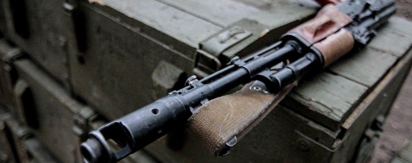 На Харківщині солдати обстріляли літак, який пролетів над військовою частиною