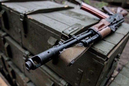 У Борисполі військовослужбовець підстрелив чоловіка, який проник на військовий об'єкт