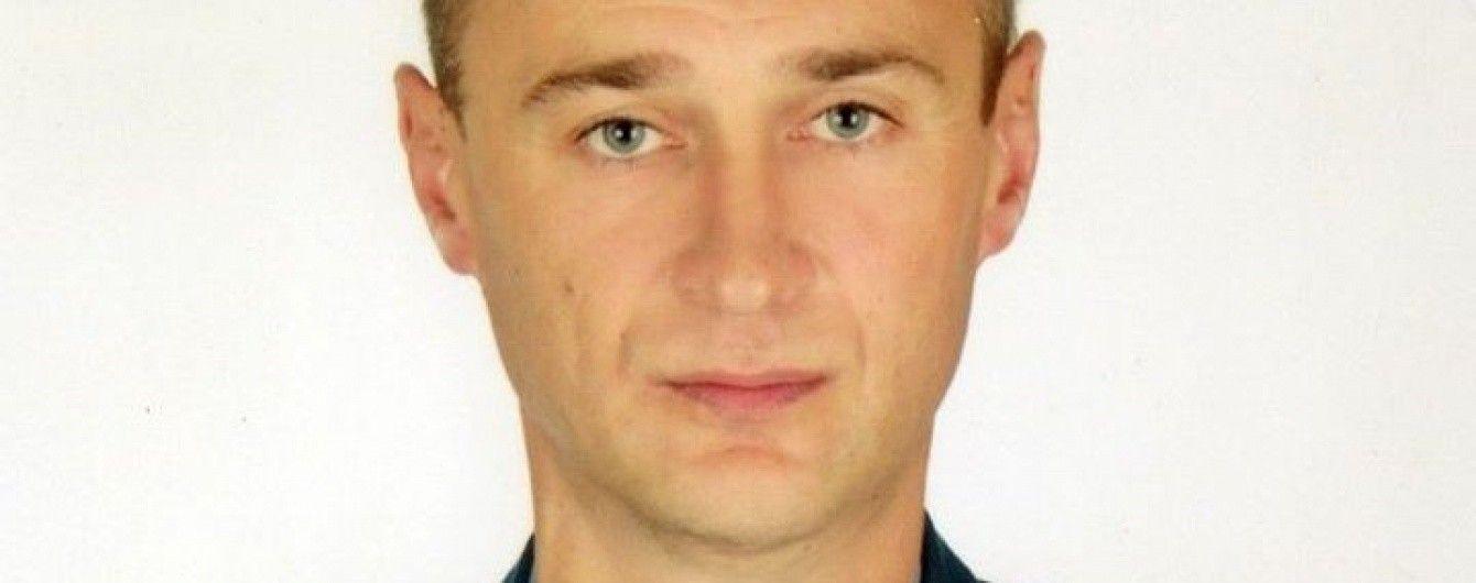 В Чернигове украинский военный спас жизнь 5-месячному младенцу