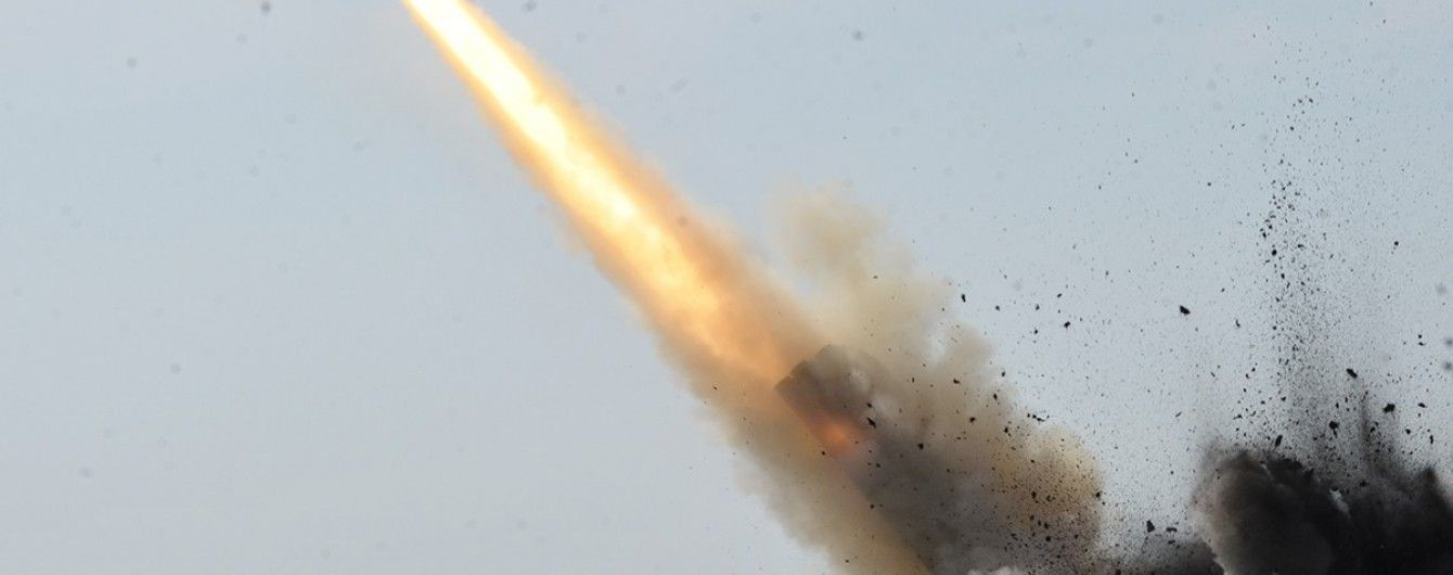Китай успішно випробував бойову ракету