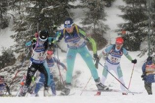 Українська біатлоністка стала найкращим снайпером Кубка світу сезону 2016/17