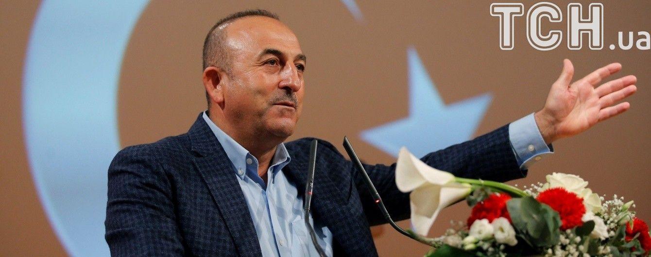 У Туреччині заявили, що Росія недостатньо реагувала на порушення режиму тиші в Сирії