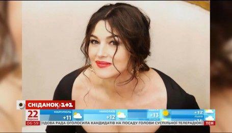 Моніка Белуччі проведе 70-ту церемонію Канського кінофестивалю