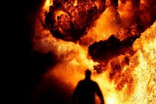 В британском городе прогремел сильный взрыв