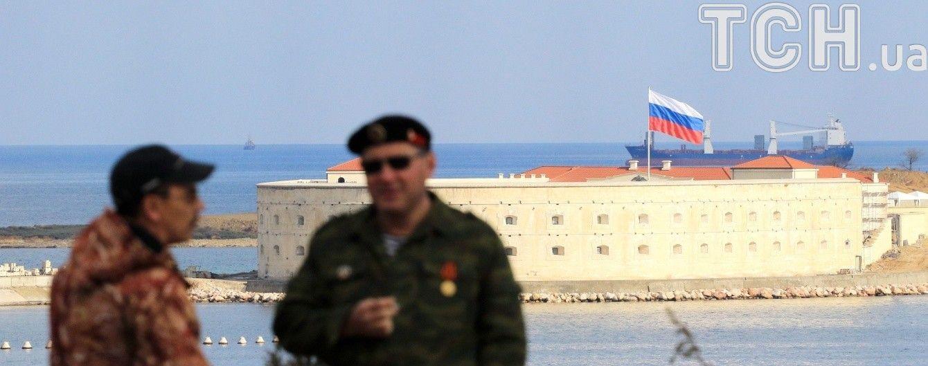 Москва ввела график временного отключения света на юге оккупированного Крыма