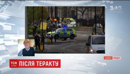 Стали известны новые подробности расследования теракта в Лондоне
